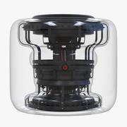 HI-Tech Wireless Speaker Advanced 3d model
