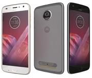 Motorola Moto Z2 Play All Colors 3d model