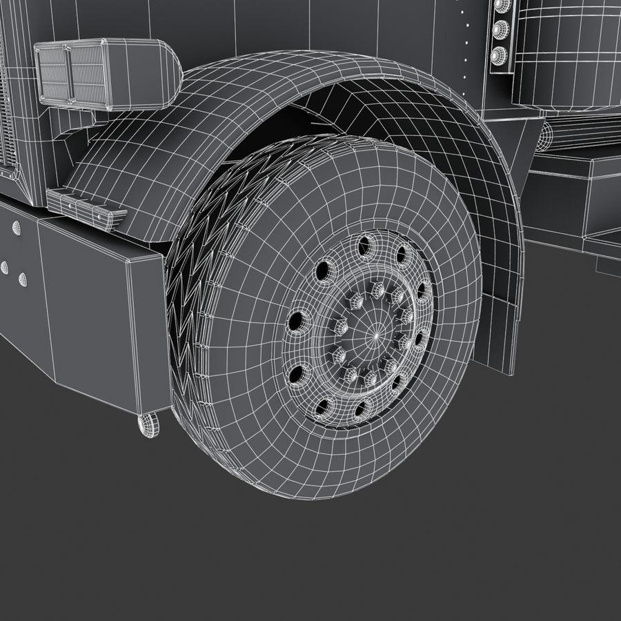 Autocisterna V2 royalty-free 3d model - Preview no. 19