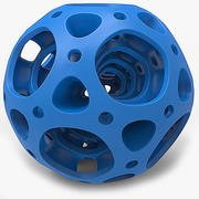 Objeto matemático 0016 3d model