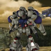 Gundam Physalis Custom 3d model