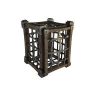 Ortaçağ kafes 3d model