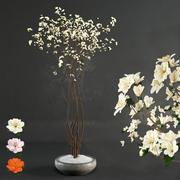 装飾木材 3d model
