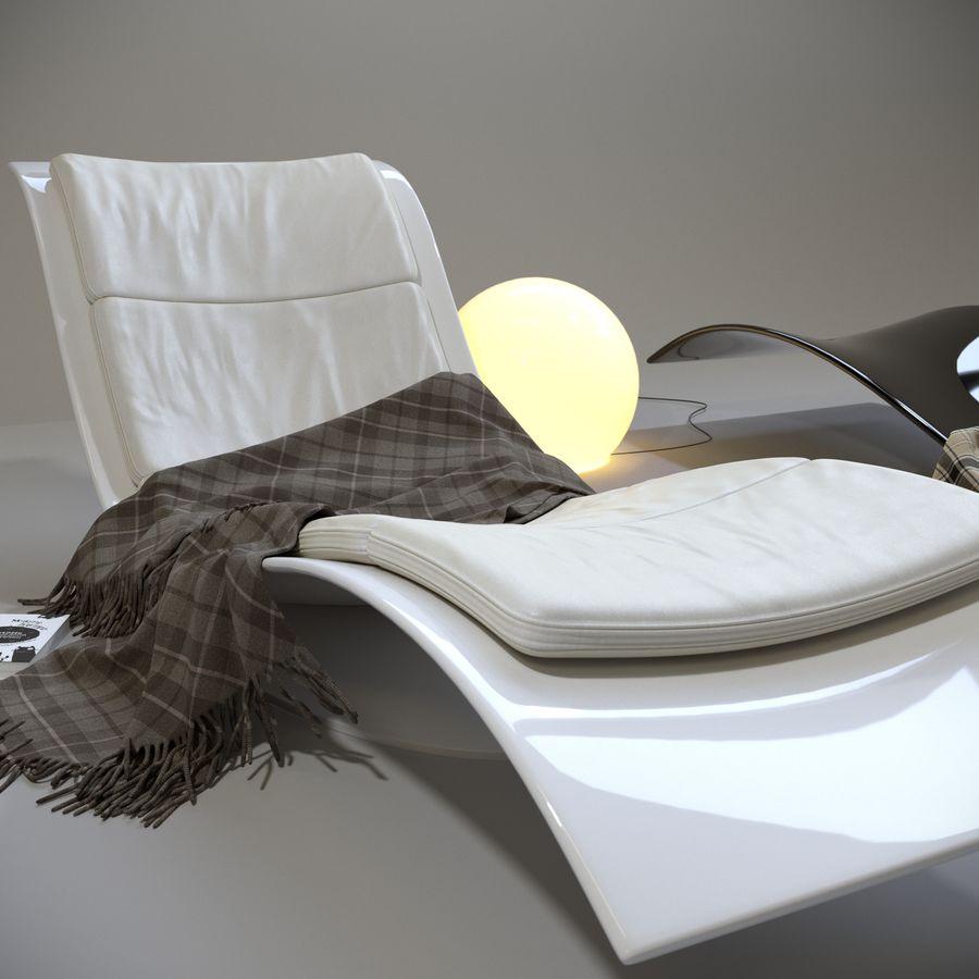 Chaise-longue eli fly 7D Model $7 - .obj .max - Free7D