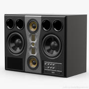 Adam Audio S6X 3d model
