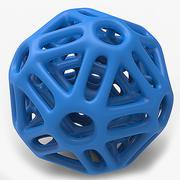 Objeto matemático 009 3d model