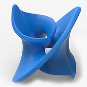 Objeto matemático 0029 3d model