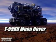 T-5580 Moon Rover 3d model