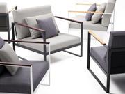 Garten Sessel 3d model
