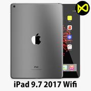 Apple iPad 9.7 İnç 2017 Wi-fi Uzay Grisi 3d model