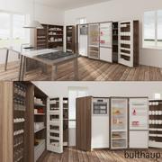 Bulthaup Кухонный набор 3d model