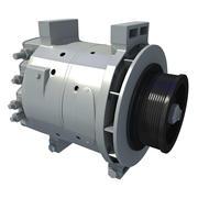 3D引擎零件 3d model
