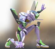 Modèle Evangelion 3d model