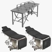 Operating Tables 3d model