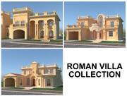 ロマンヴィラコレクション 3d model