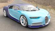 Bugatti 3d model