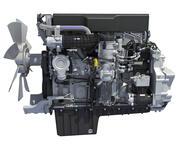 Detroit DD16 lastbilsmotor 3d model
