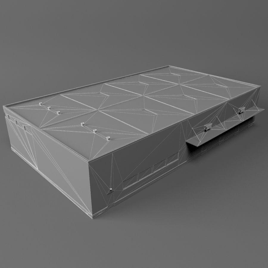 Magazzino 2 royalty-free 3d model - Preview no. 9