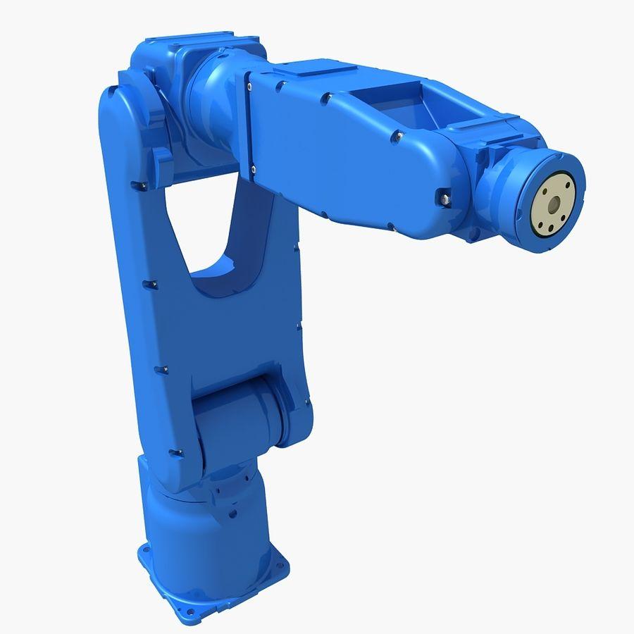 YASKAWA MH5LS Industrial Robot royalty-free 3d model - Preview no. 5