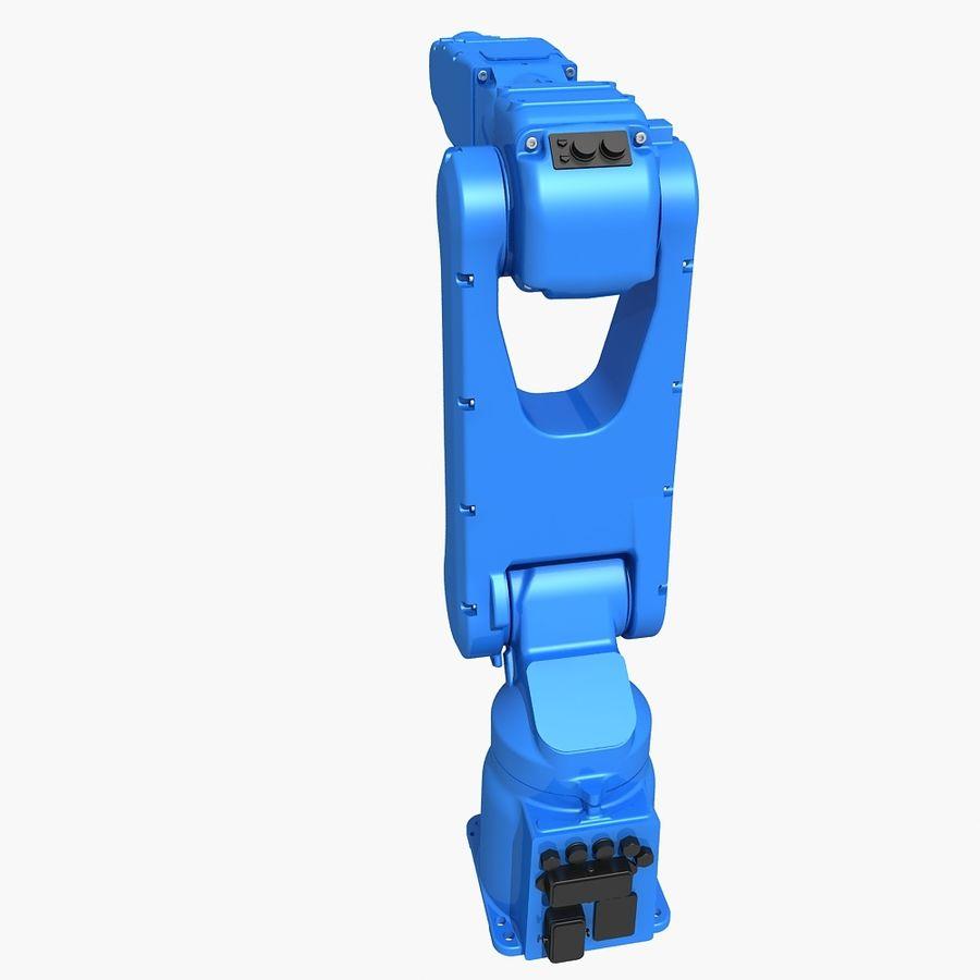 YASKAWA MH5LS Industrial Robot royalty-free 3d model - Preview no. 3
