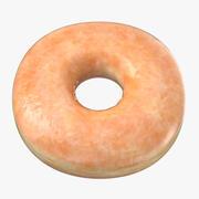 Пончик 04 - Обычный 3d model