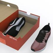 Nike Dualtone Racer 3d model