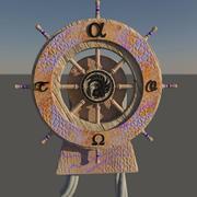 Руль направления (1) 3d model