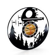 Звездные Войны Настенные Часы 3d model