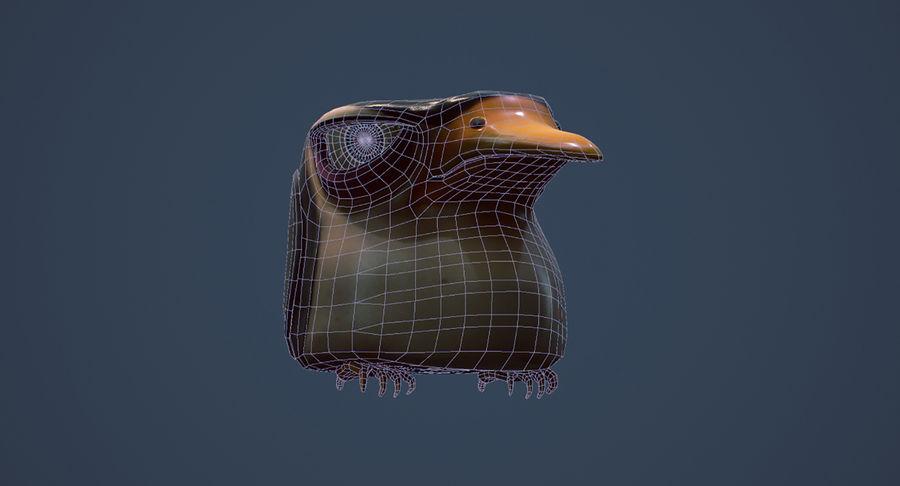 Pinguino royalty-free 3d model - Preview no. 10