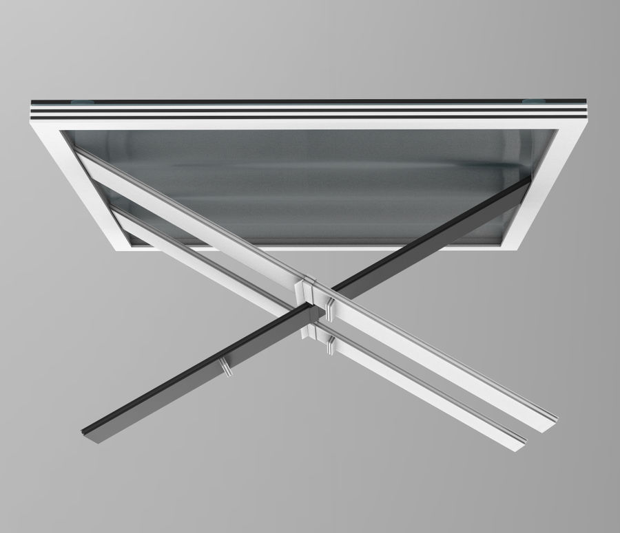 Дизайн стола royalty-free 3d model - Preview no. 4