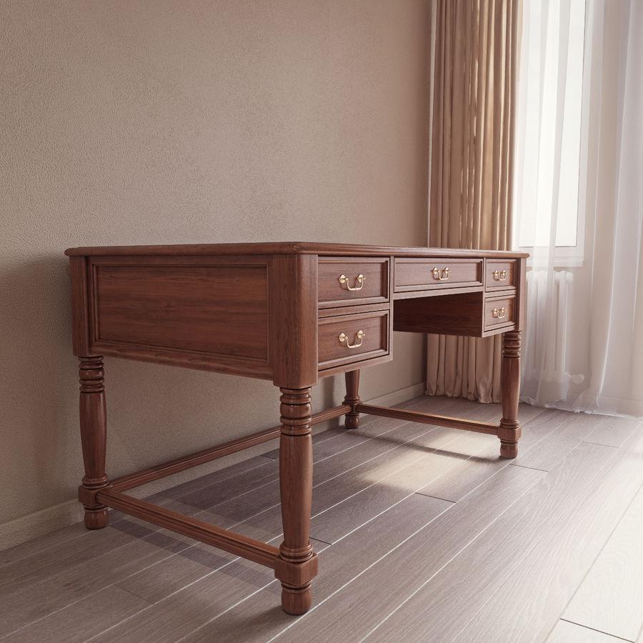 Selva Louis Phelippe 6080 royalty-free 3d model - Preview no. 4