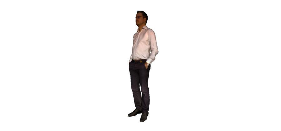 2006年人类 royalty-free 3d model - Preview no. 8