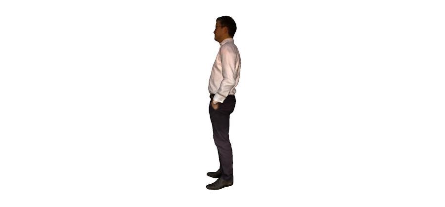 2006年人类 royalty-free 3d model - Preview no. 7
