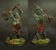 Ağır Ogr 3d model