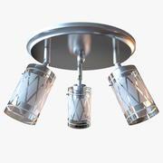 lámpara modelo 3d