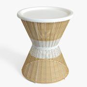 IKEA Sandhaug - Table de chevet 3d model