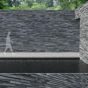 3D Seamless Stone Wall 5 3d model