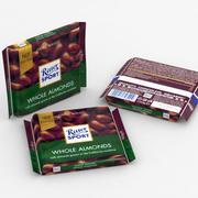 Ritter Sport Whole Almonds 3d model