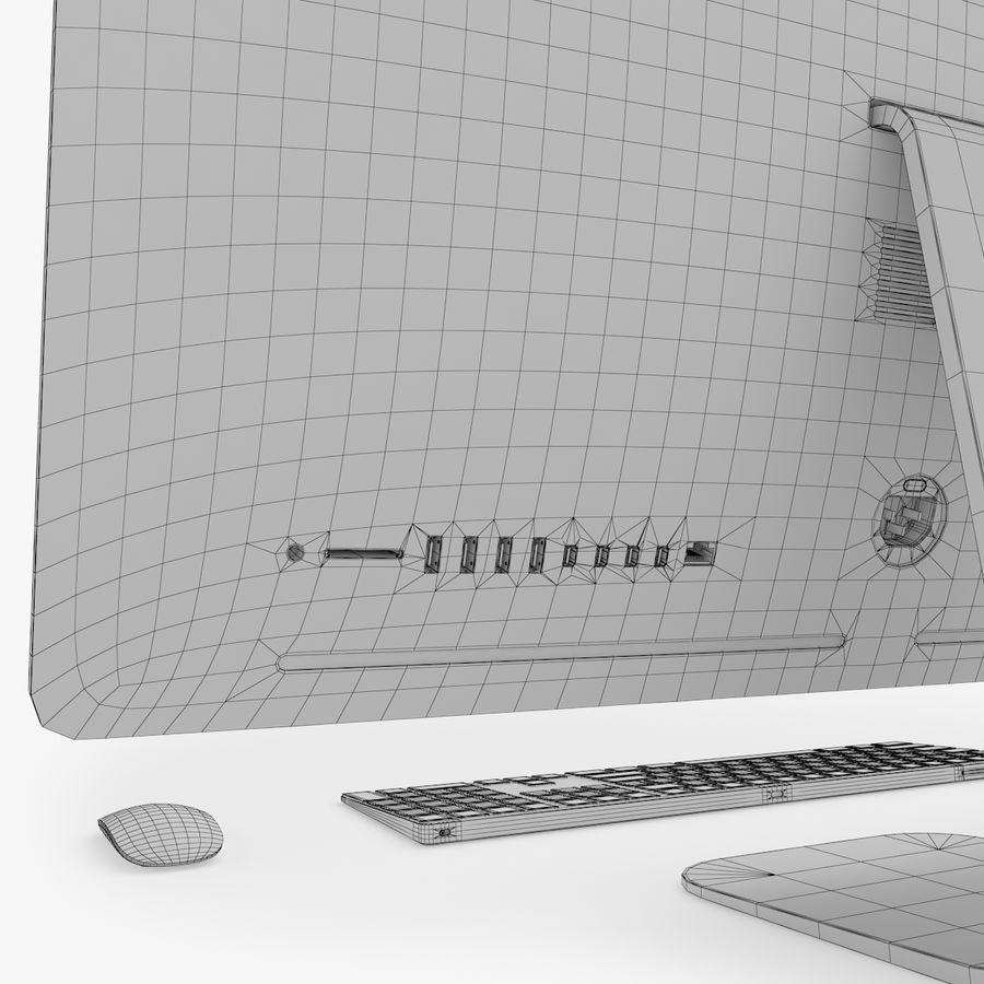 iMac Pro 27英寸2017年套装 royalty-free 3d model - Preview no. 17