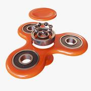 Fidget Spinner Advanced 3d model
