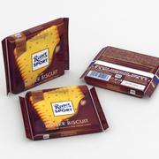 Ritter Sport Butter Biscuit 3d model