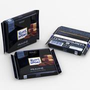 Ritter Sport Praline 3d model