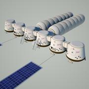 Mars One 3d model
