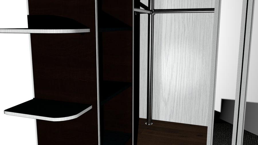 Skåp - skåp royalty-free 3d model - Preview no. 3