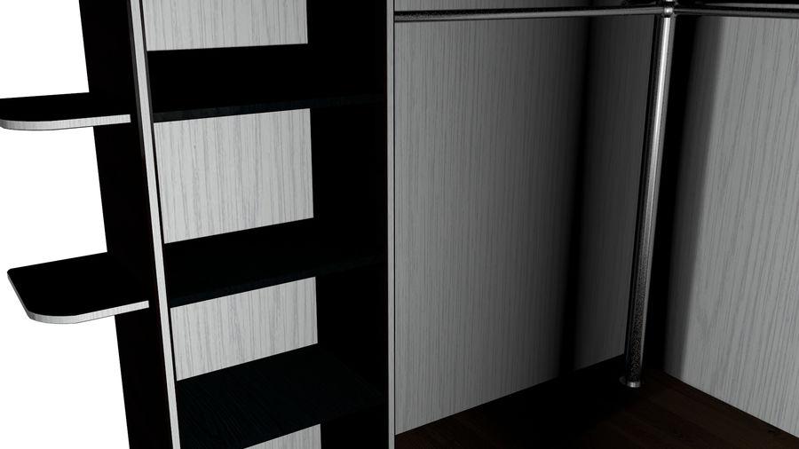 Skåp - skåp royalty-free 3d model - Preview no. 4