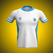 Koszulka męska 3d model