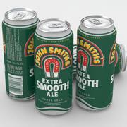 Puszka do piwa John Smith Extra Smooth 440ml 3d model
