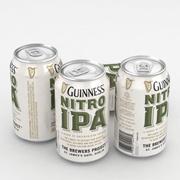Piwo Guinness Nitro IPA 11,2 uncji 3d model