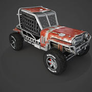 Buggy 04 3d model