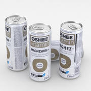 Oshee Drink Can Witamina Magnez 250 ml 3d model